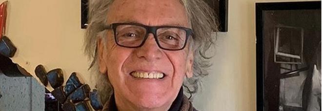 Riccardo Fogli (Instagram)