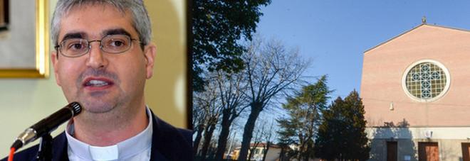 Orge in canonica, Andrea Contin dimesso dallo stato clericale