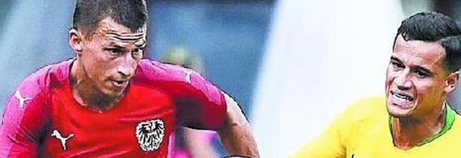 Il Napoli ha scelto il terzino: affondo finale per l'austriaco Lainer