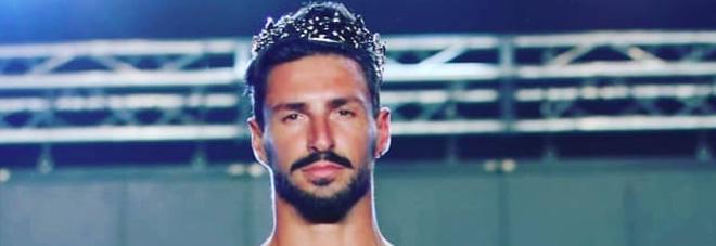 Nicola Savarese Mister Italia 2018