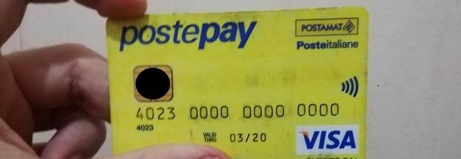 Ricaricava Postepay e scappava senza pagare: trovato e arrestato