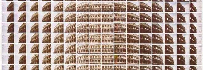 Roma, Colosseo movimentoso, 2011 (M. Galimberti)