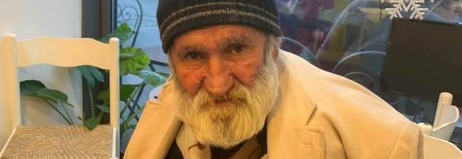 il senzatetto romeno
