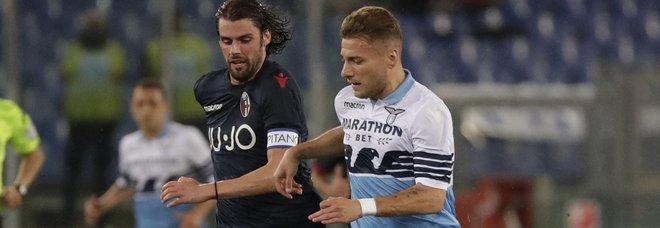La festa Lazio finisce con uno spettacolare 3-3 e il Bologna brinda alla salvezza