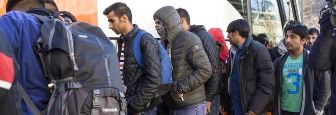 Migranti a Tarvisio