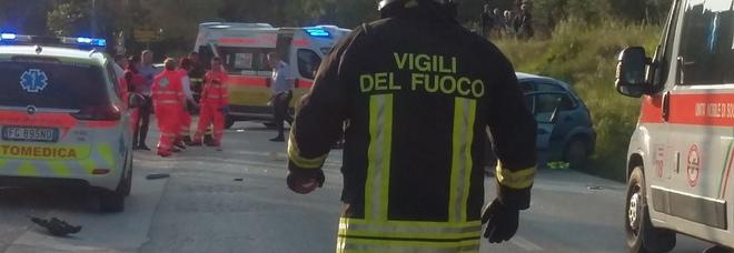 Rossano,46 anni, dipendente Fendi ucciso mentre fa jogging Grave anche un 27enne