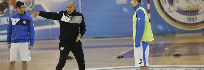 Il nuovo coach dell'AcquaeSapone, Tino Pérez, sabato debutta in serie A