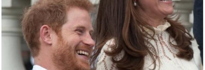 Il principe Harry a cuore aperto: «Kate Middleton? È più di una cognata...»