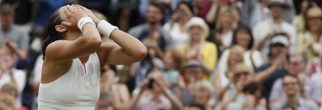 Wimbledon, trionfo Muguruza: battuta Venus Williams 7-5, 6-0