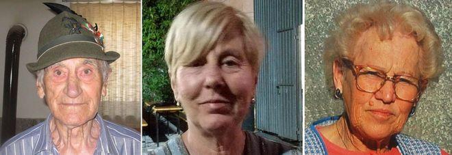 Patrizia Del Zotto, una delle vittime