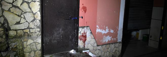 Il luogo dell'aggressione, a Olevano sul Tusciano