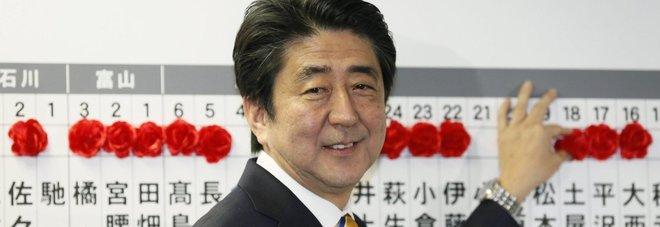 Giappone, i dipendenti pubblici potranno lavorare fino a 80 anni