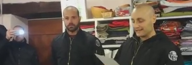Blitz Veneto Fronte Skinhead a Como, perquisizioni della Digos in sei città