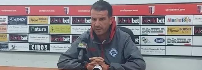 Agropoli in attesa del ripescaggio sceglie l'allenatore Gianluca Esposito