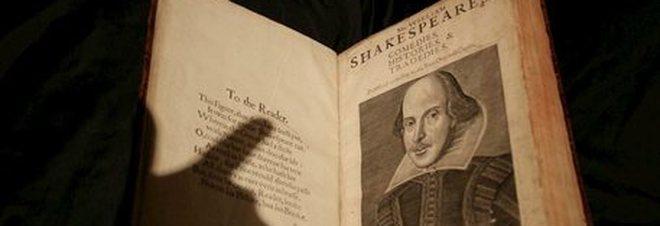 """Un software """"becca"""" Shakespeare: «Ha copiato da un manoscritto del 16esimo secolo»"""