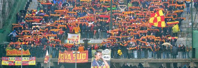 Scontri prima del derby ad Avellino Daspo per 13 tifosi del Benevento