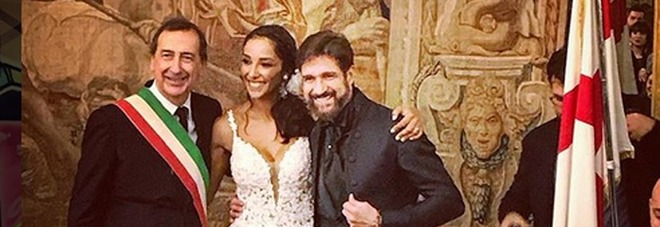 Juliana Moreira si è sposata con Edoardo Stoppa: «Dieci anni d'amore e due figli»