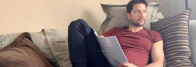 Luca Capuano: chiacchiere dal sofà e consigli «anti-noia»  #IoRestoACasa
