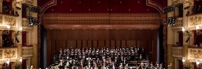 L'orchestra del San Carlo