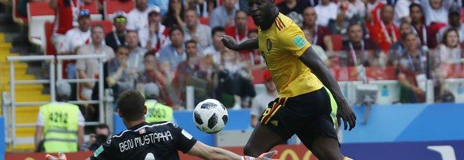 Il Belgio dilaga con la Tunisia e vola agli ottavi: finisce 5-2