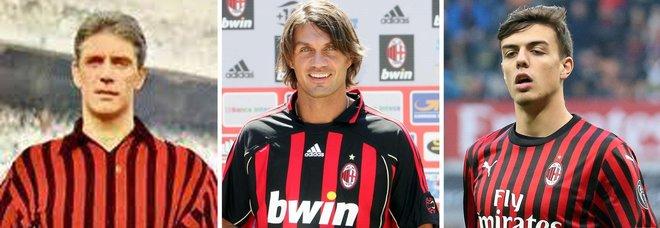 Daniel Maldini, esordio in Serie A in Milan-Verona, è la terza generazione: «Che emozione»