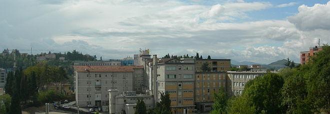 Urbino, contrae batterio della Legionella: uomo di 70 anni ricoverato all'ospedale