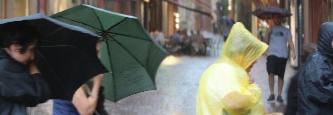 Meteo. Rovesci e temporali in arrivo sul Veneto