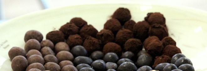 Dolci, non salate: così Curatolo ha inventato le sue Cioccolive