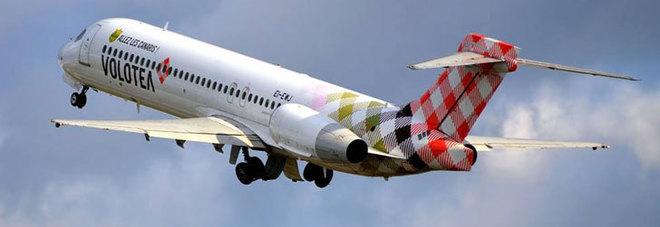 Volotea, nuovo collegamento tra Catania e Pescara: due voli a settimana