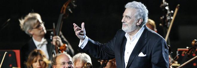 Placido Domingo, leggendario cantante spagnolo, 79 anni