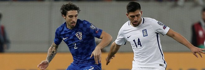 L'Atletico non chiude per Vrsaljko: «Non abbiamo parlato col Napoli»