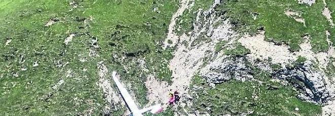 Aliante precipitato: si indaga  per disastro aereo colposo