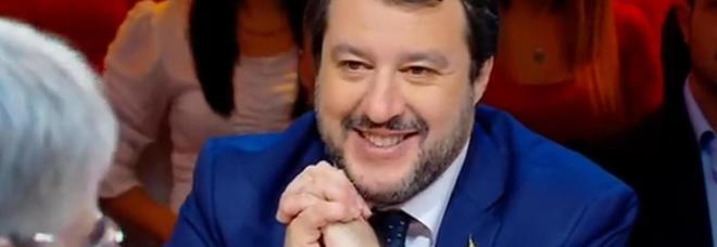 Salvini non va al Quirinale per gli auguri di Natale: «Ho la recita di mia figlia»