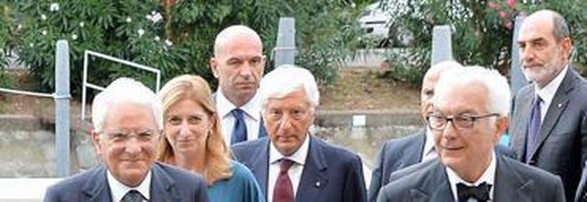 Il presidente Mattarella torna all'inaugurazione  Da mercoledì cambieranno le linee di trasporto