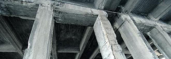 Calcestruzzo eroso: va abbattuto  il ponte della tangenziale est