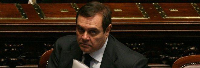 Clemente Mastella quando era ministro