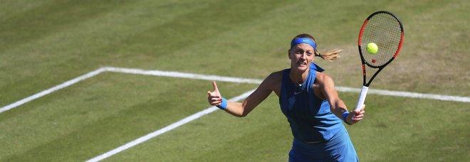 Birmingham, Kvitova affronterà Rybarikova in finale
