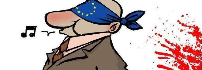 Non ci resta che ridere: in mostra a Roma le più pungenti vignette sull'Europa
