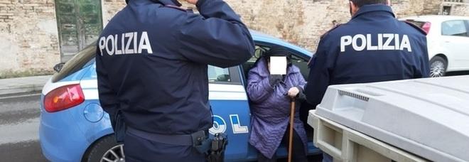 Scippa la liquidazione all'anziana bandante claudicante: arrestato