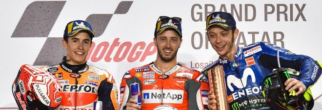 Moto Gp, Dovizioso