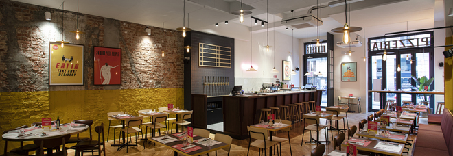 Berberè, a Milano la pizza strapremiata fa il bis: stasera si inaugura il nuovo locale alle Colonne