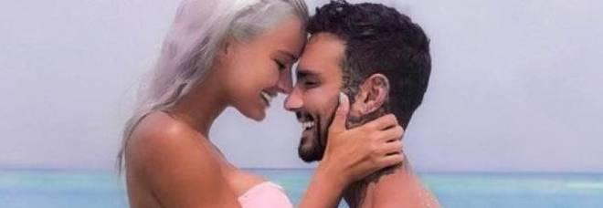 Mercedesz Henger e il fidanzato Lucas Peracchi