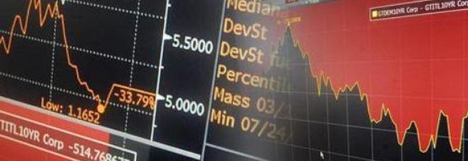 Borsa, lo spread arriva a quota 293: rendimento si attesta al 3,26%