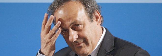 Platini denuncia ignoti per calunnia: Blatter nel mirino