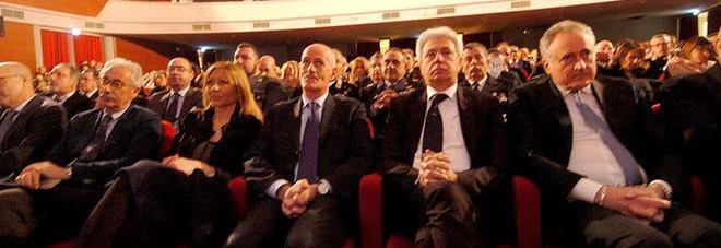 Il premio al Teatro Verdi di Brindisi