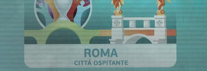 Euro 2020, si giocherà a Roma la partita di apertura del torneo