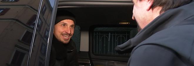 Tapiro a Ibrahimovic: «Volevo giocare in Italia, sto bene qua»