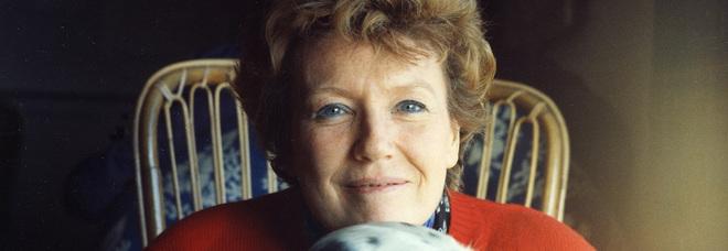 Dacia Maraini. La scrittrice ha coordinato la cerimonia del Premio Benedetto Croce