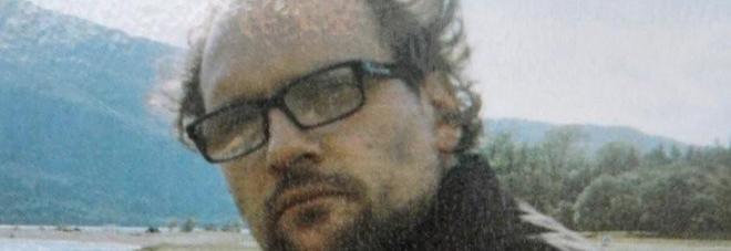 La vittima Enrico Scarabello