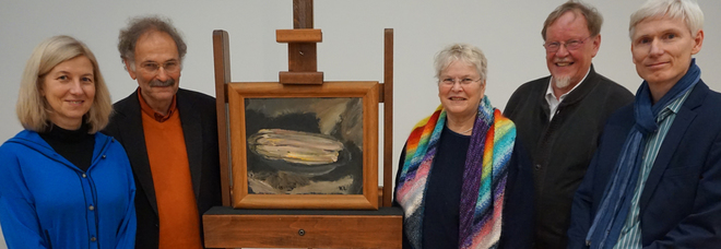 "L'opera ""Asparagi"" di Kathe Loewenthal viene restituita agli eredi dal Kunstmuseum di Stoccarda"